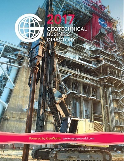 Special Announcement: Announcing the Publication of the  2017 Geotechnical Business Directory