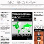 """""""Geo-Trends Review"""" third issue is just published"""