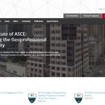 Argo-E develops new website for Geo-Institute (G-I)