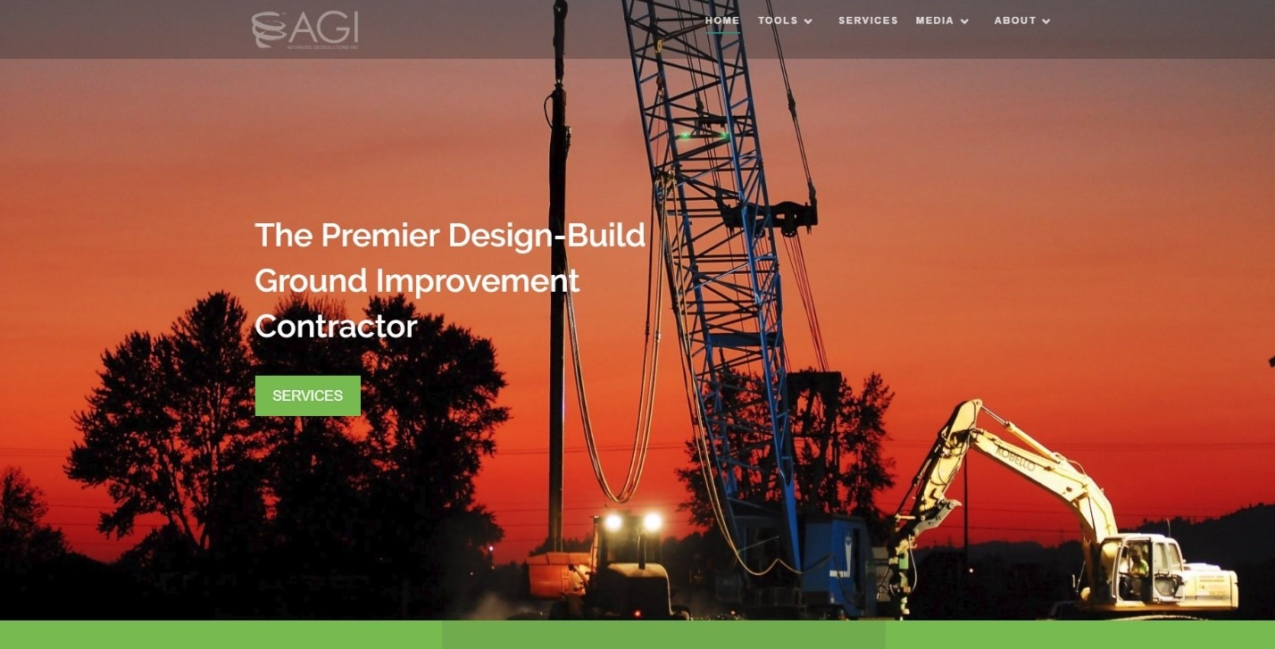 Argo-E Develops new website for Advanced Geosolutions Inc. (AGI)